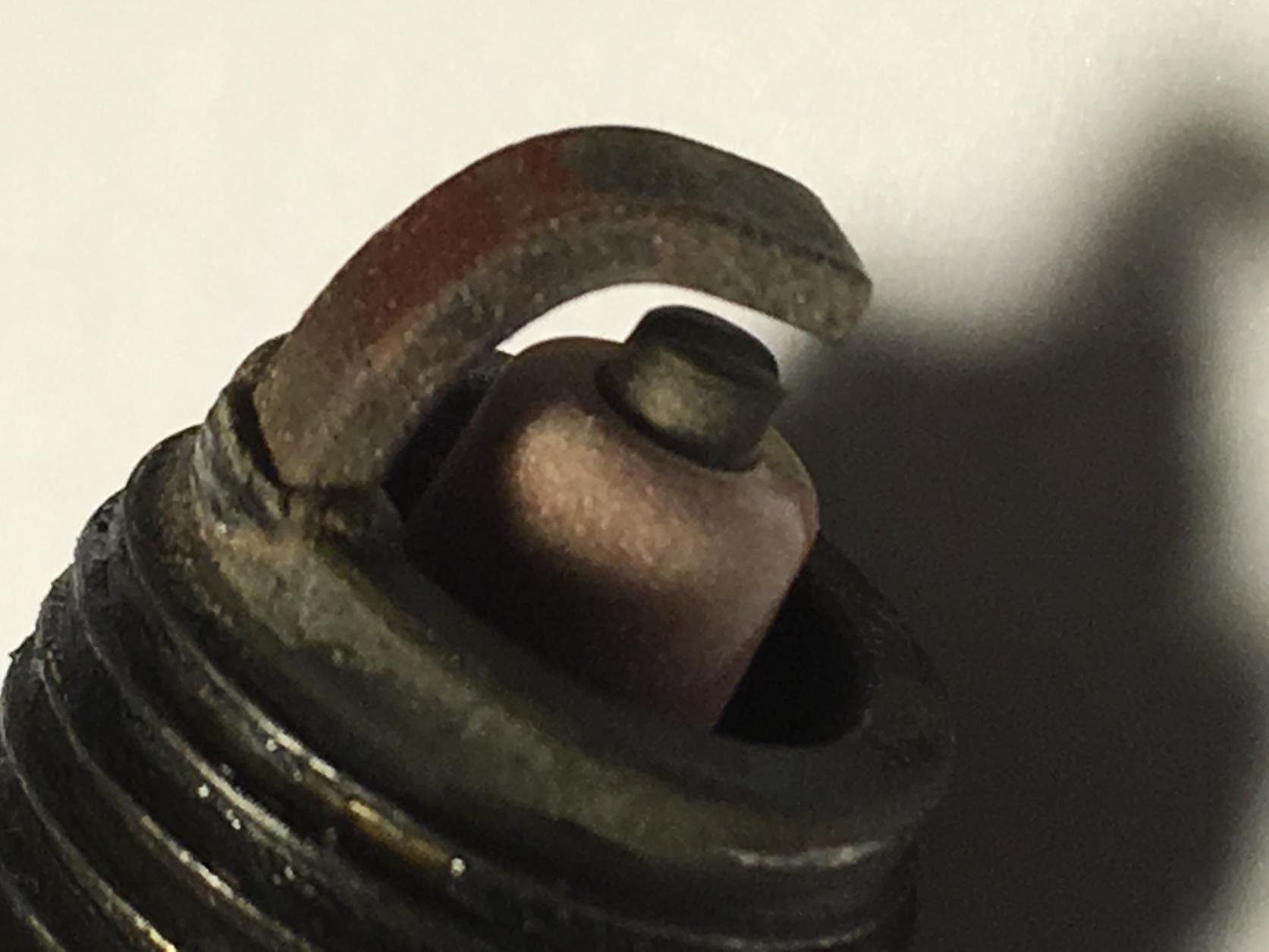 Understanding spark plugs & 22RE EFI fast idle - Toyota 4Runner
